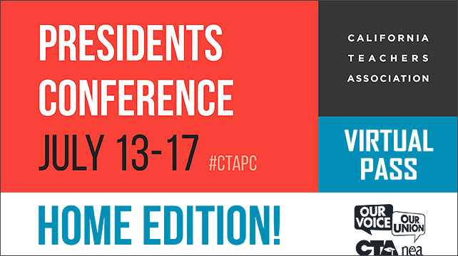 2020 Presidents Conference Virtual Pass